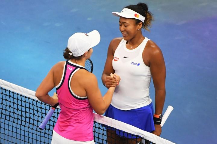 Kalahkan Barty, Naomi Osaka Juara China Open 2019