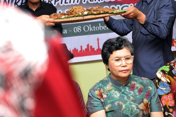 Lili Pintauli Jadi Pimpinan KPK, Alumni UISU Gelar Tasyakuran
