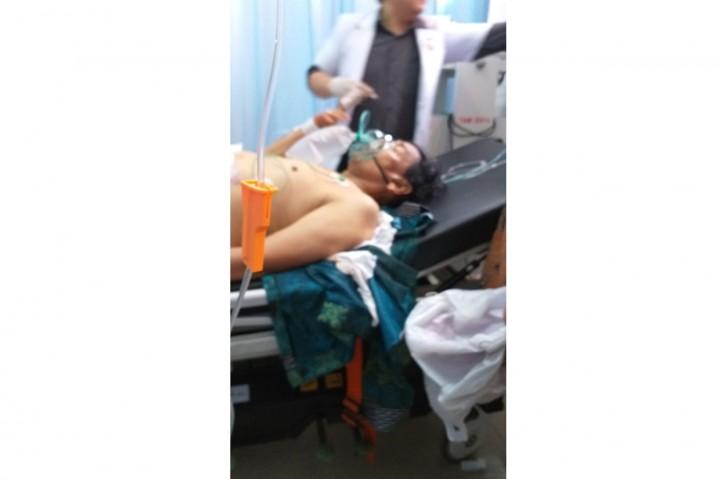 Momen saat Wiranto Diserang dan Terluka
