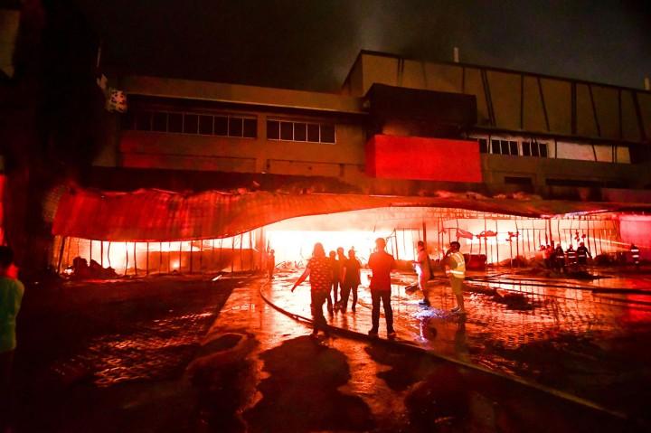 Potret Kerusakan Akibat Gempa 6,4 Magnitudo Guncang Filipina