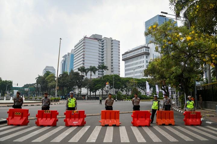 30.000 Personel Gabungan Amankan Pelantikan Presiden