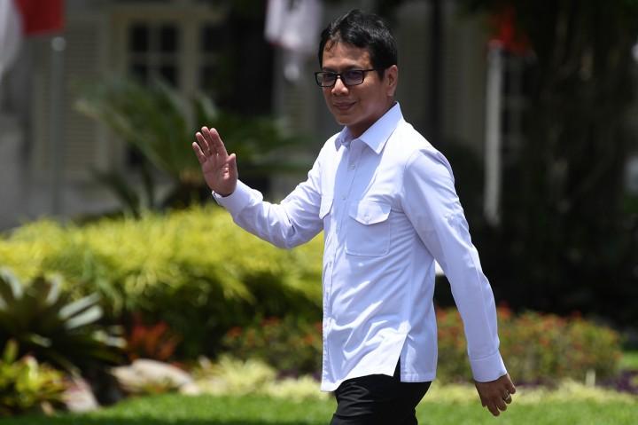 Bupati Minahasa Hingga Bos Gojek Merapat ke Istana
