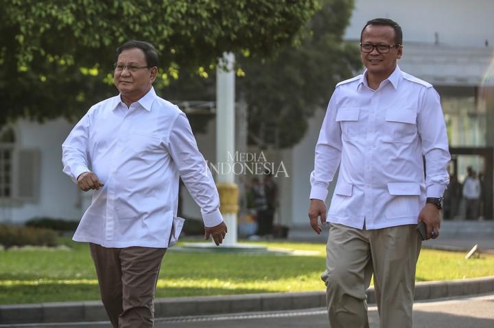 Prabowo Subianto Merapat ke Istana