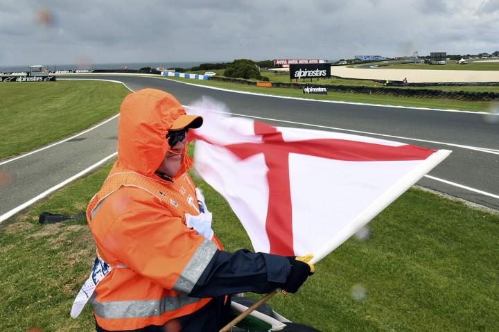 Angin Kencang Batalkan Kualifikasi MotoGP Australia