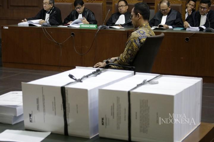 Wawan Didakwa Korupsi Alkes dan Rugikan Negara Rp94,3 M