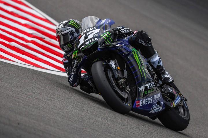 Quartararo Raih Pole Position MotoGP Sepang
