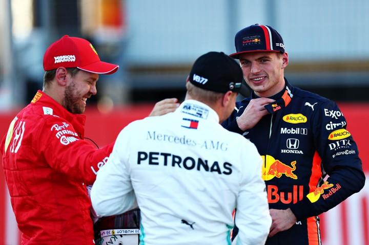 Bottas Rebut Pole Position F1 GP AS