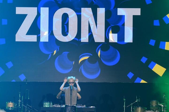 Zion.T Meriahkan Gudfest 2019