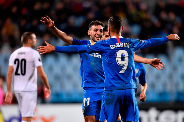 Sevilla Menang Telak 5-2 Atas Dudelange