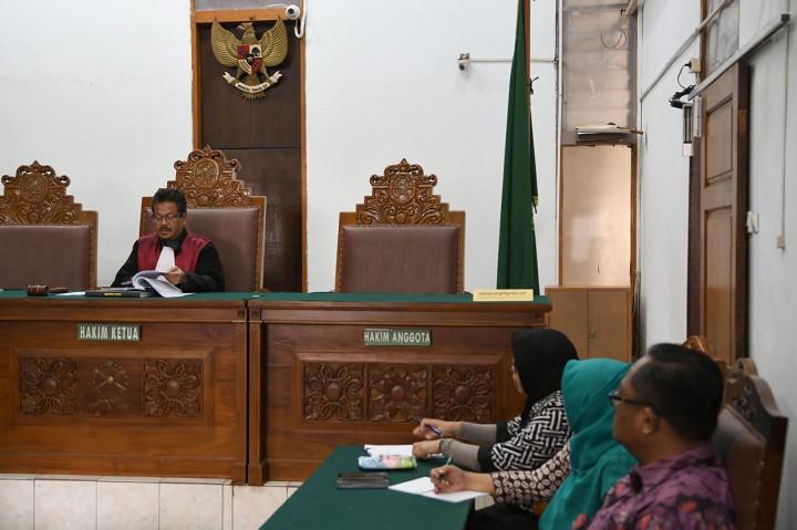 Praperadilan Imam Nahrawi Ditolak