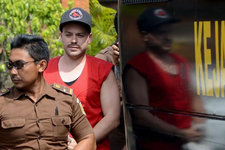Bule Australia yang Mengamuk di Bali Divonis 4 Bulan Bui