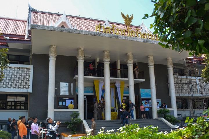 3 Orang Tewas dalam Baku Tembak di Pengadilan Thailand