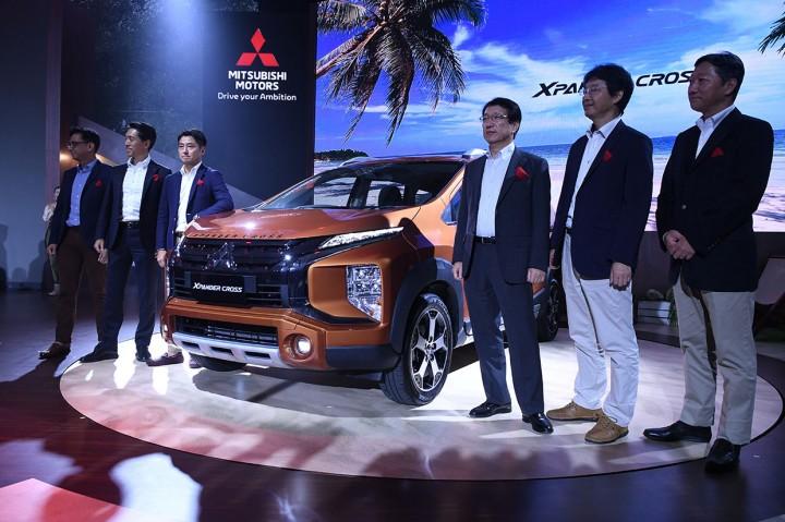 Mitsubishi Luncurkan Xpander cross
