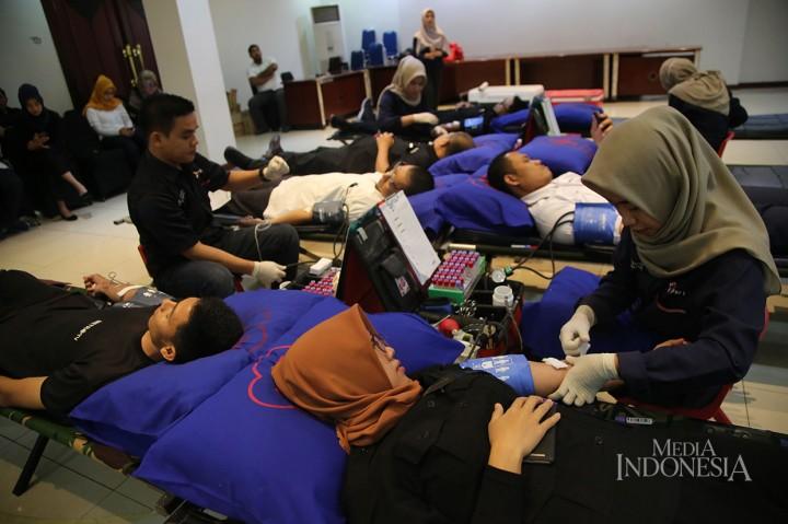 HUT ke-19, Metro TV Gelar Aksi Donor Darah