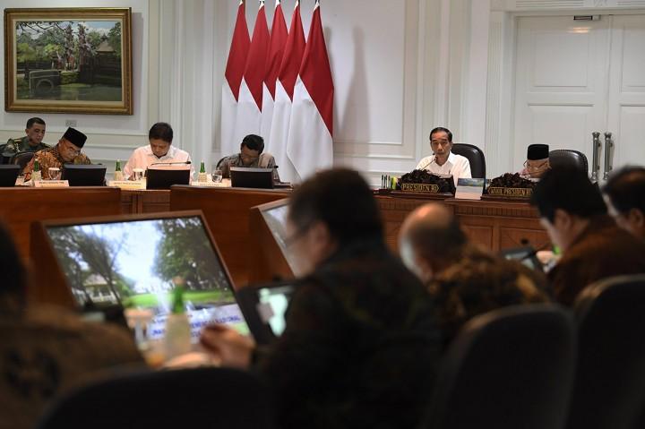 Jokowi Minta Rencana Pembangunan Jangka Menengah Disusun