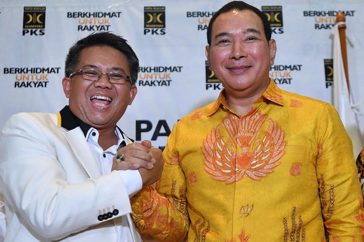 Pertemuan PKS-Berkarya Hasilkan Sejumlah Kesepakatan