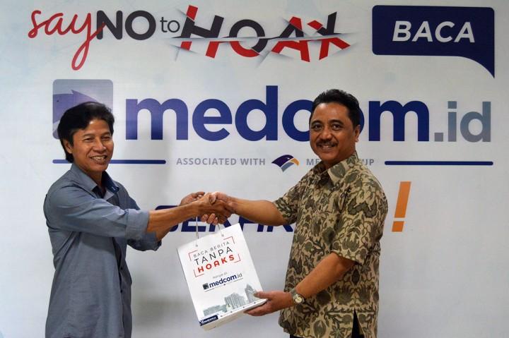 Dewan Pers Verifikasi Faktual Portal Medcom.id