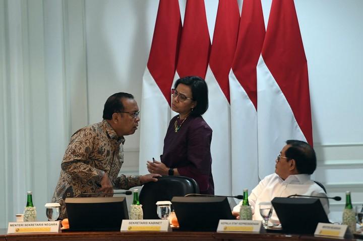Jokowi Minta Setop Belanja Alutsista Berorientasi Proyek