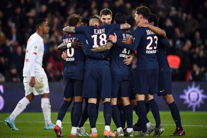 PSG Tundukkan Lille 2-0