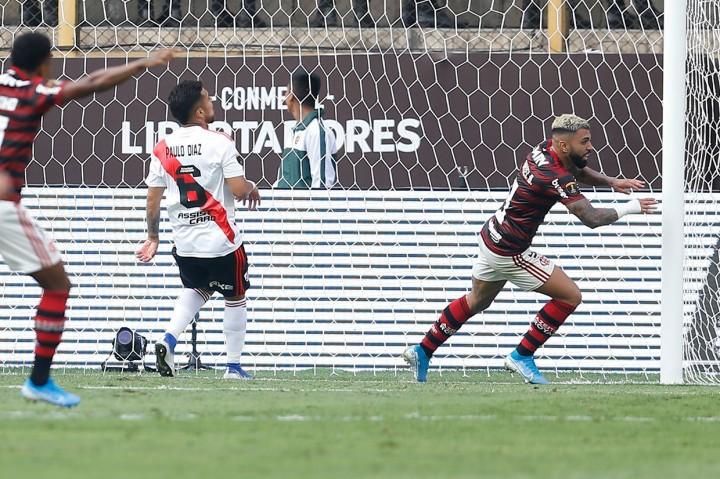 Brace Gabigol Bawa Flamengo Juara Copa Libertadores 2019
