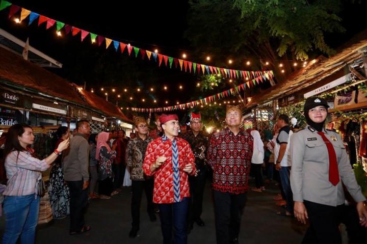 Festival Batik Banyuwangi Dongkrak Kualitas dan Omzet Perajin