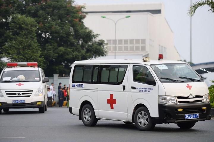 Sebagian Jenazah Korban Kasus Truk Berpendingin Tiba di Vietnam