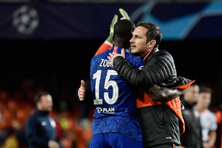 Valencia vs Chelsea Berakhir 2-2