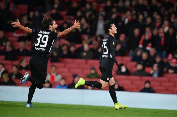 Arsenal Keok di Kandang Sendiri