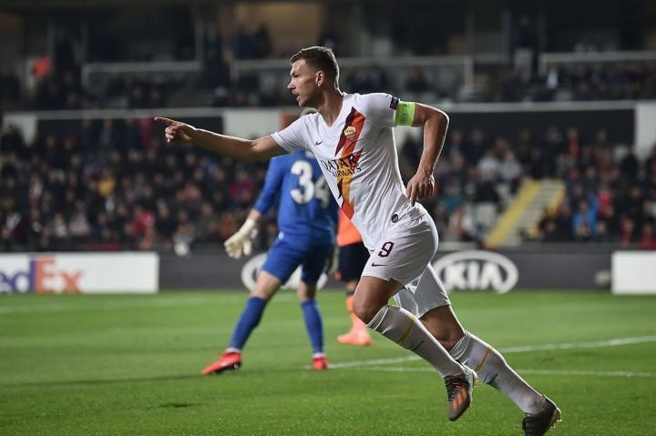 AS Roma Libas Istanbul Basaksehir 3-0