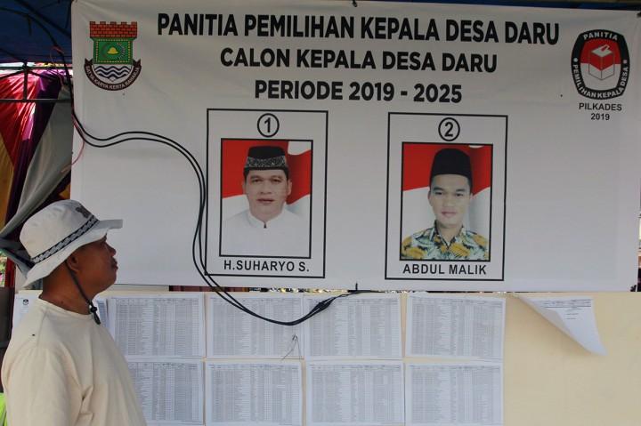 Bapak dan Anak Bertarung dalam Pilkades di Kabupaten Tangerang