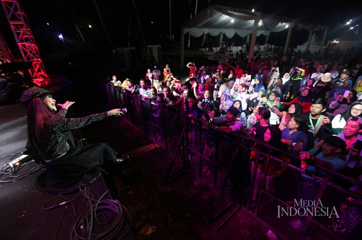 Kemeriahan International Jatiluhur Jazz Festival 2019