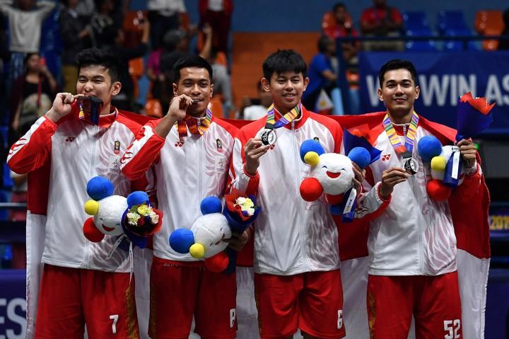 Indonesia Tambah Perak dari Basket 3x3 Putra
