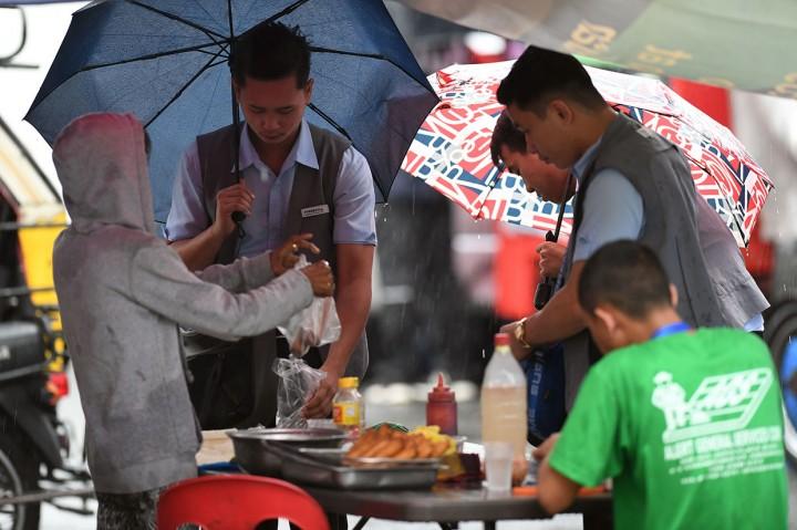 Badai Kammuri Batalkan Sejumlah Pertandingan SEA Games