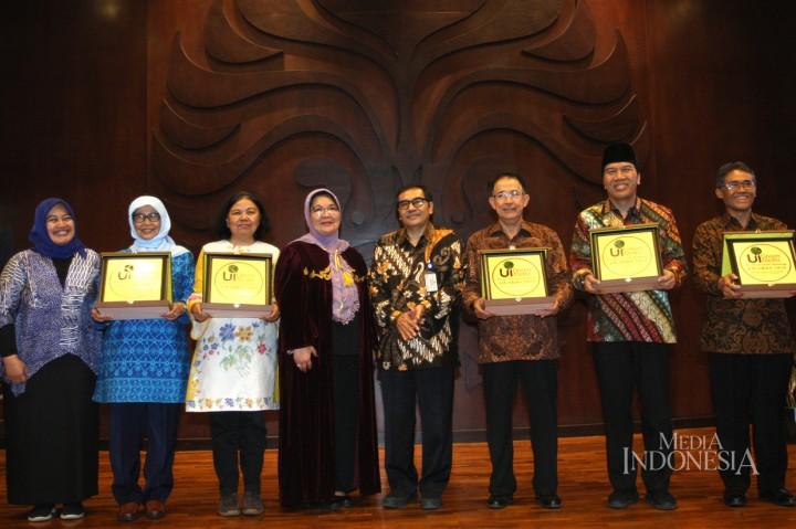 UI Raih Predikat Kampus Terhijau di Indonesia