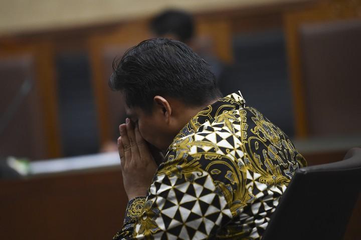Bowo Sidik Divonis 5 Tahun Penjara
