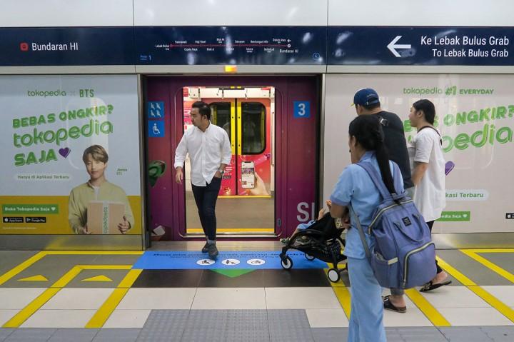 PT MRT Luncurkan Kartu Jelajah Berganda