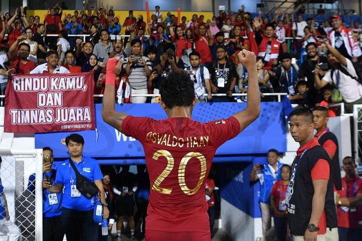 Timnas Indonesia Melaju ke Final SEA Games 2019