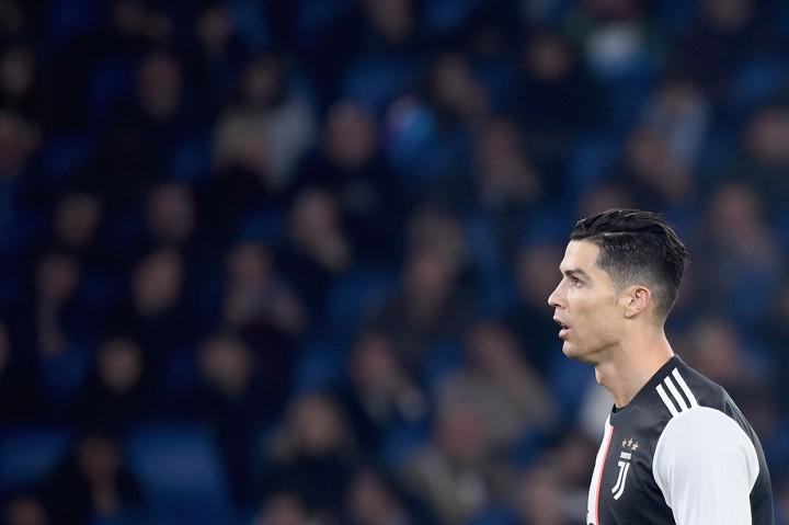 Juventus Dikalahkan Lazio 1-3