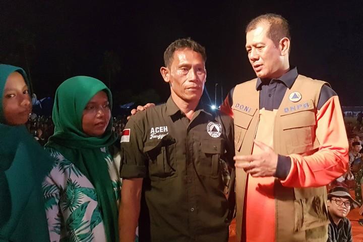 BNPB Luncurkan Program Keluarga Tangguh Bencana