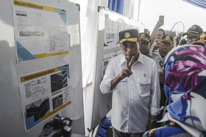 Tol Layang Jakarta-Cikampek Beroperasi 20 Desember 2019