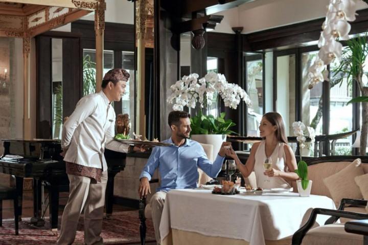 InterContinental Lounge Bali Peroleh Penghargaan World's