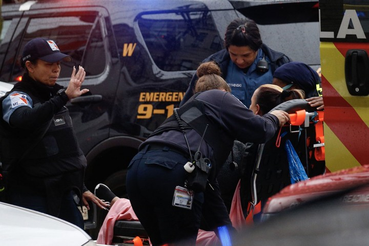 Enam Tewas dalam Baku Tembak di New Jersey