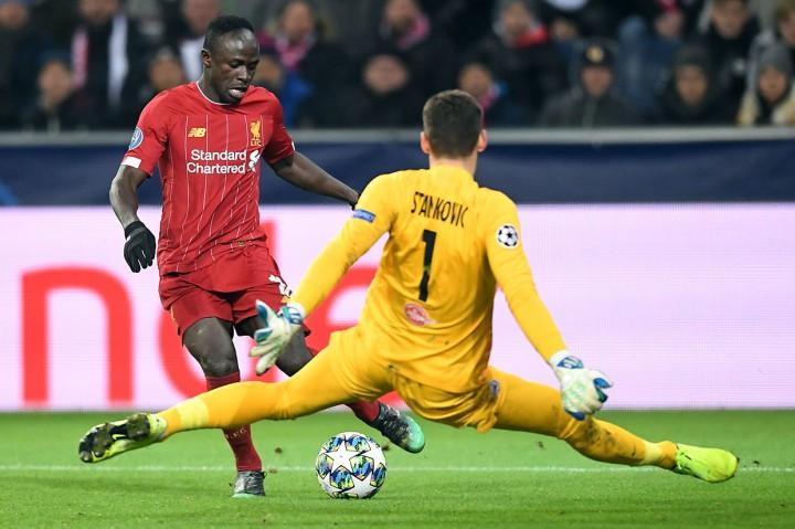 Kalahkan Salzburg, Liverpool Juara Grup