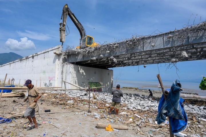 Nelayan Teluk Palu Kembali Melaut