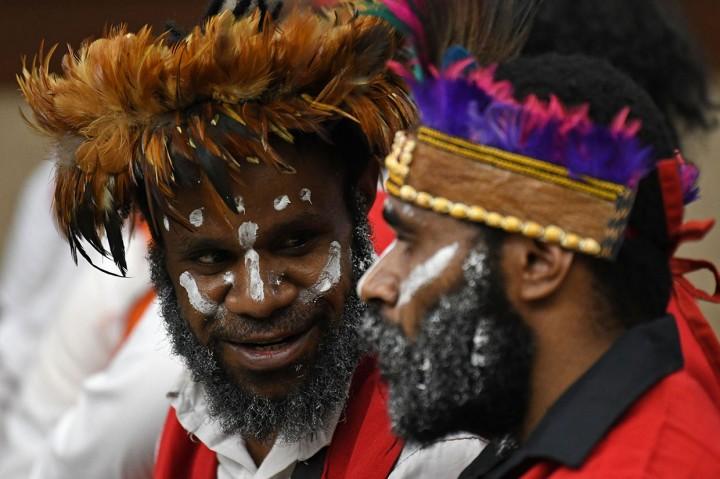 Sidang Kasus Makar 6 Aktivis Papua Ditunda