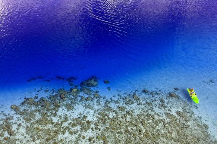 Nikmati Snorkeling di Wisata Bawah Laut Boalemo