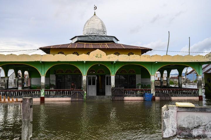 Banjir Rob Landa Empat Desa di Donggala