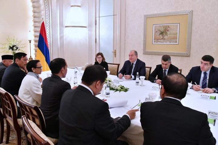 RI-Armenia Sepakat Tingkatkan Kerja Sama Pendidikan Berbasis TI