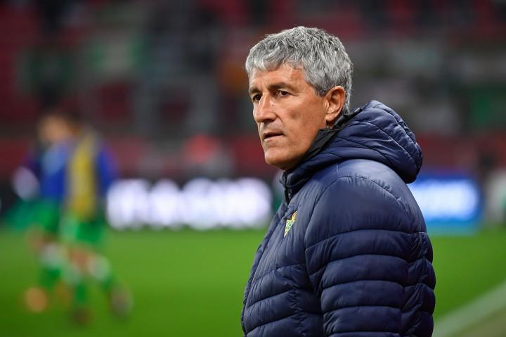 Valverde Dipecat Barca, Quique Setien Penggantinya