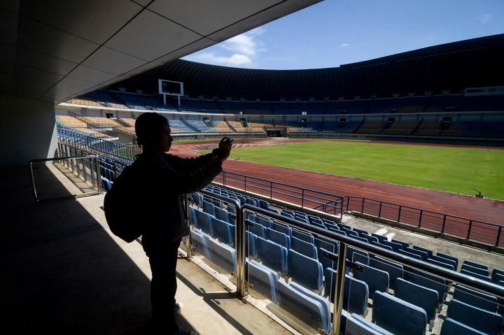 Persib Bandung Hanya Diizinkan Gunakan GBLA untuk Berlatih
